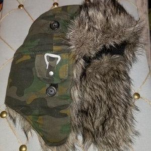 American Eagle Trapper Hat